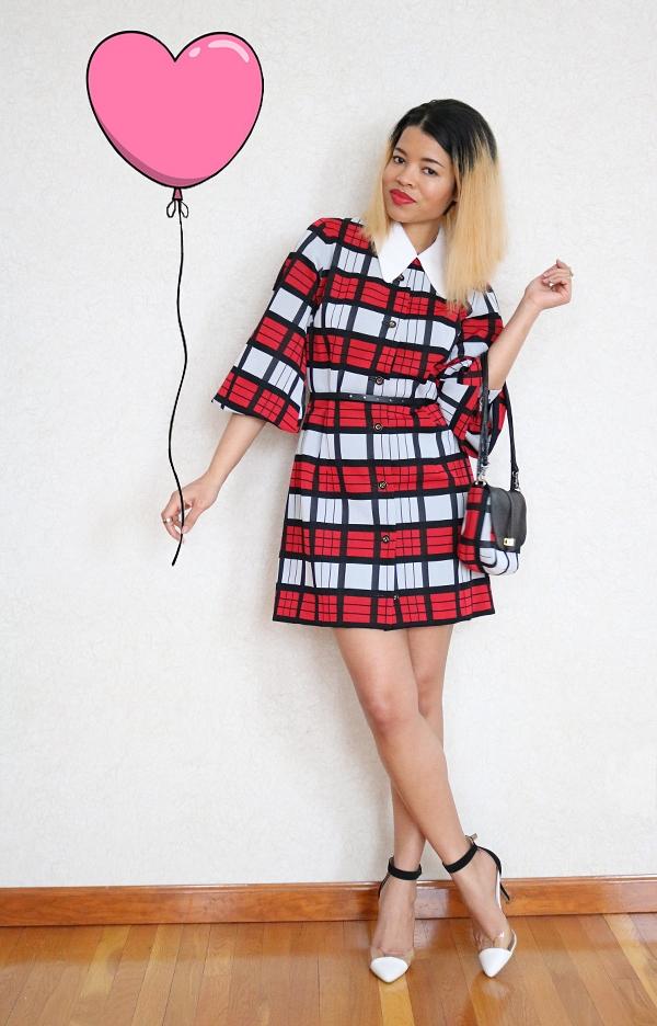 Button Down Maxi Dress Refashion: A-line Dress