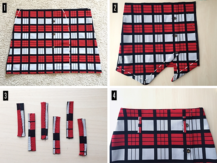 Button-Down Maxi Dress Refashion: Tutorial