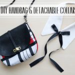 DIY Handbag & Detachable Collar: Makeover